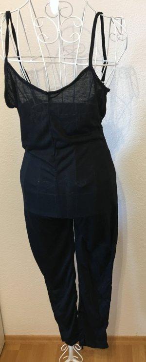 Jumpsuit Overall *Gr. M* Schwarz