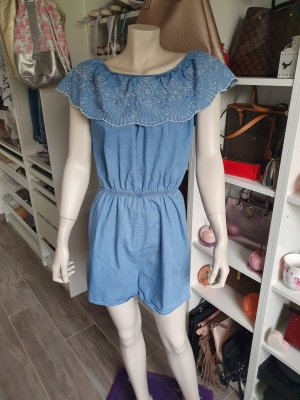 Jumpsuit Overall Jeans Gr. 38