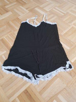 Jumpsuit Playsuit Schlafanzug Gr. S