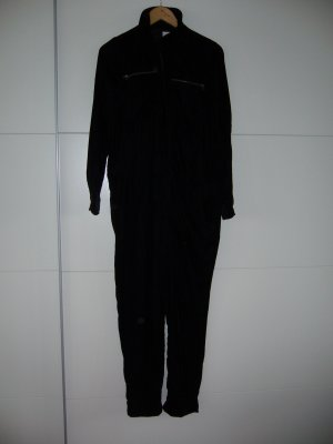 Jumpsuit samt schwarz H&M Studio XS 34