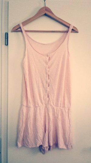 Jumpsuit Schlafanzug rosa