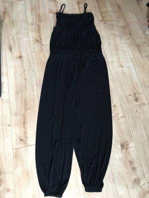Jumpsuit schwarz 34 /36