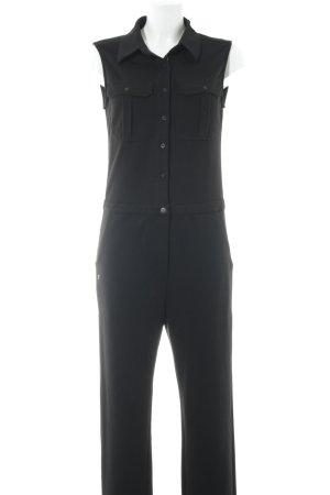 Jumpsuit schwarz Casual-Look