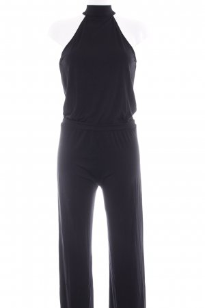 Jumpsuit black casual look