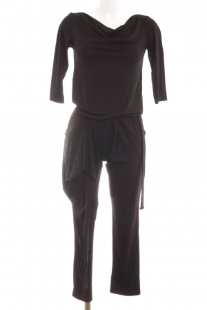 Jumpsuit schwarz Elegant