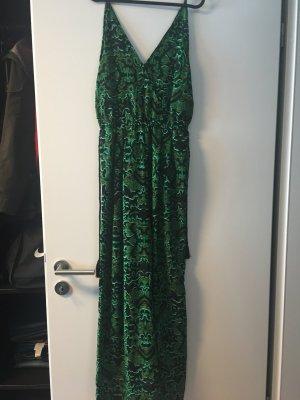 Jumpsuit schwarz grün H&M, Größe S