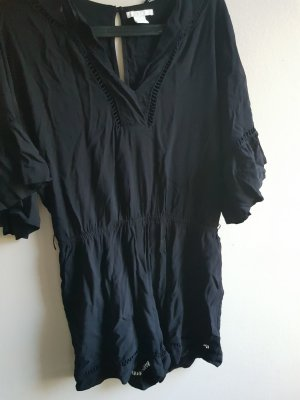 Jumpsuit schwarz H&M