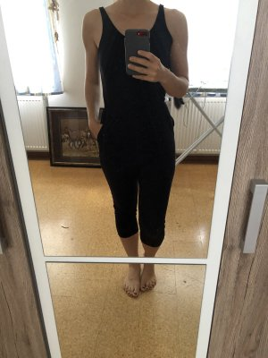 H&M Divided Onesie negro