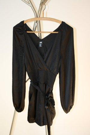 Jumpsuit  - schwarz - kurz