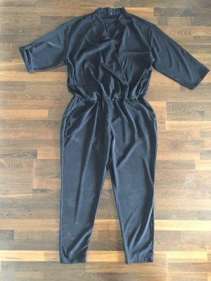 Jumpsuit schwarz von H&M