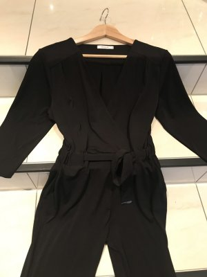 Reserved Twin set in jersey nero