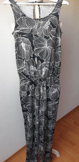 Esmara Suit white-black mixture fibre