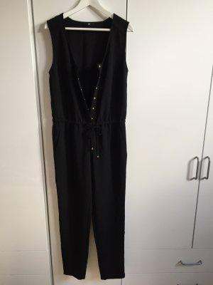 Jumpsuit von H&M in schwarz