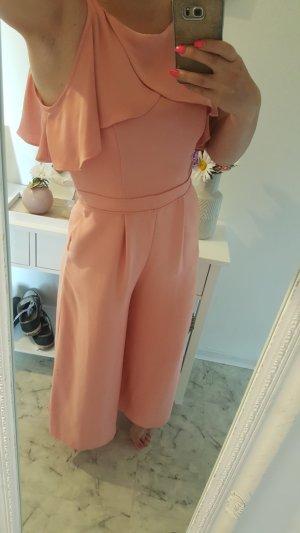 Laona Jumpsuit nude-dusky pink