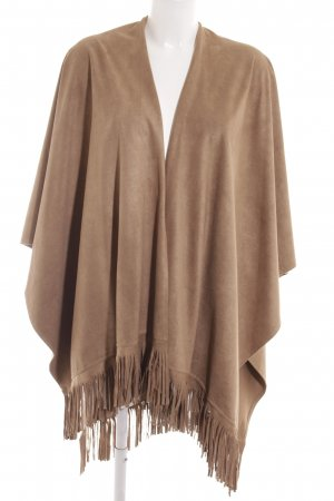Junarose Cape beige Gypsy-Look