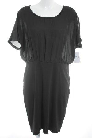 Junarose Cocktailkleid schwarz Elegant