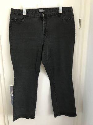 Junarose Jeans Gr.54 schwarz Bootcut neuwertig