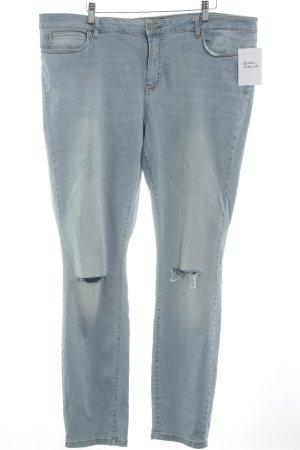 Junarose Slim Jeans himmelblau Casual-Look