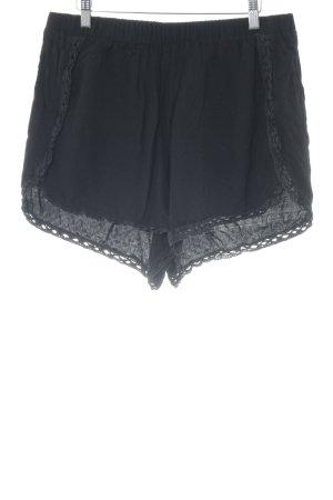 Junarose Jersey Pants black casual look