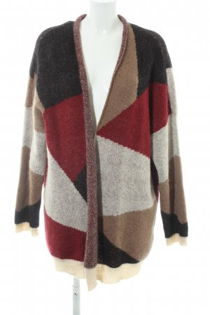 Junarose Knitted Coat multicolored casual look