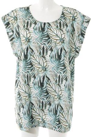 Junarose T-Shirt florales Muster Casual-Look