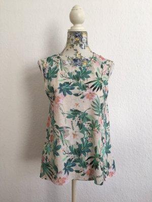 Jungle Blatt Muster Shirt ❤️