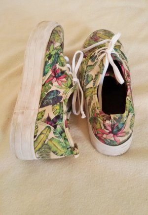 Jungle Pleateau Schuhe
