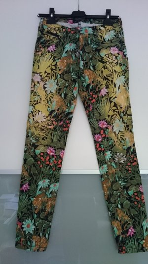 Jungle Print Jeans von Maison Scotch / W26