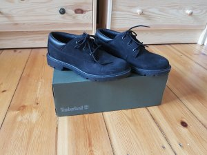 Timberland Ankle Boots black leather