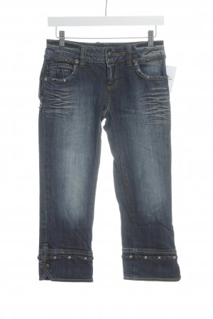Just cavalli 3/4 Jeans blau Casual-Look