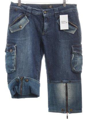 Just cavalli 3/4 Jeans blau-dunkelblau Casual-Look