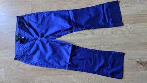 Just cavalli Pantalon 7/8 lilas-violet coton