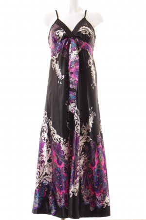 Just cavalli Abendkleid florales Muster Elegant