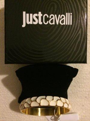 Just Cavalli Armband, vergoldet