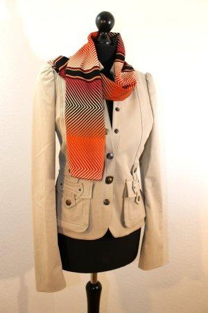 Just Cavalli Blazer Jacket Beige Gr. 32-34