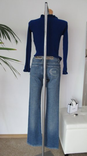 Just cavalli Jeans svasati blu-blu acciaio