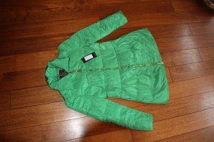 Just Cavalli Daunenmantel grün Gr. M/L