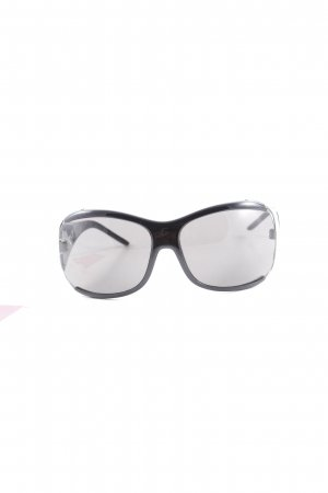 Just cavalli Angular Shaped Sunglasses black casual look