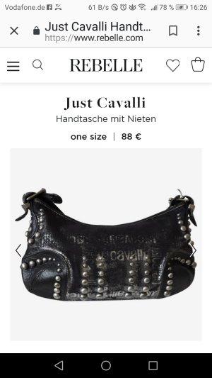 Cavalli Shoulder Bag black