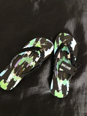 Just Cavalli Flip Flops Sandalen
