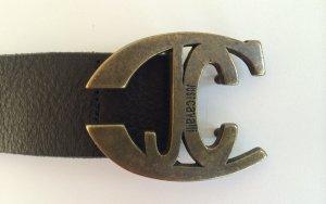 Just cavalli Belt black leather