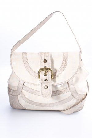 Just cavalli Handtasche Allover-Druck Eleganz-Look