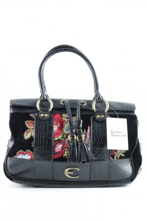 Just cavalli Handbag multicolored extravagant style