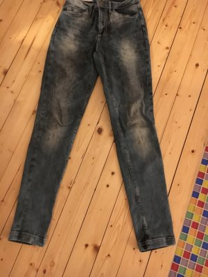 Just Cavalli Jeans - high waist slim leg - moderne Waschung - Größe 27