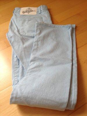 Just Cavalli Jeans Hose, hellblau, Gr. 27, neu