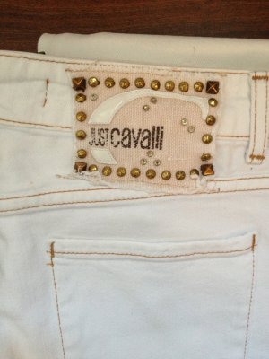 Just Cavalli Jeans in weiß