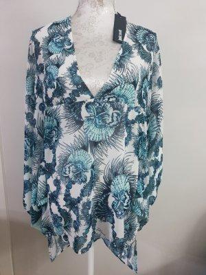 Just Cavalli Kimono Strandkleid Sarong Strandbluse