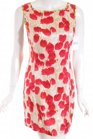 Just cavalli Kleid florales Muster Casual-Look