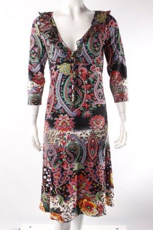 Just Cavalli Kleid gemustert