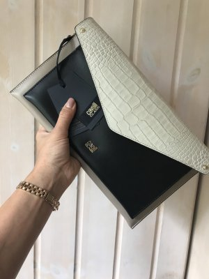 Just Cavalli Leder Clutch